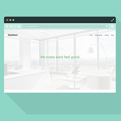 sidemark website preview